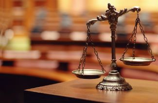 Scales Of Justice Houston Criminal Defense Attorney.
